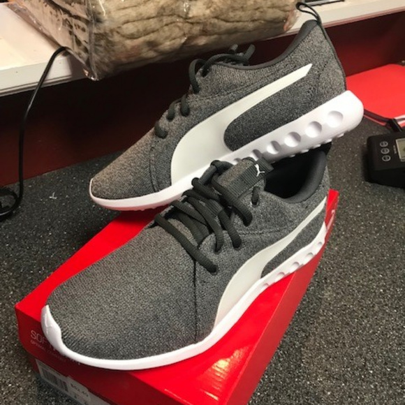 excellent quality 100% authentic half off Puma Shoes | Mens Carson 2 Knit Nm Sneaker Iron Gate Size | Poshmark